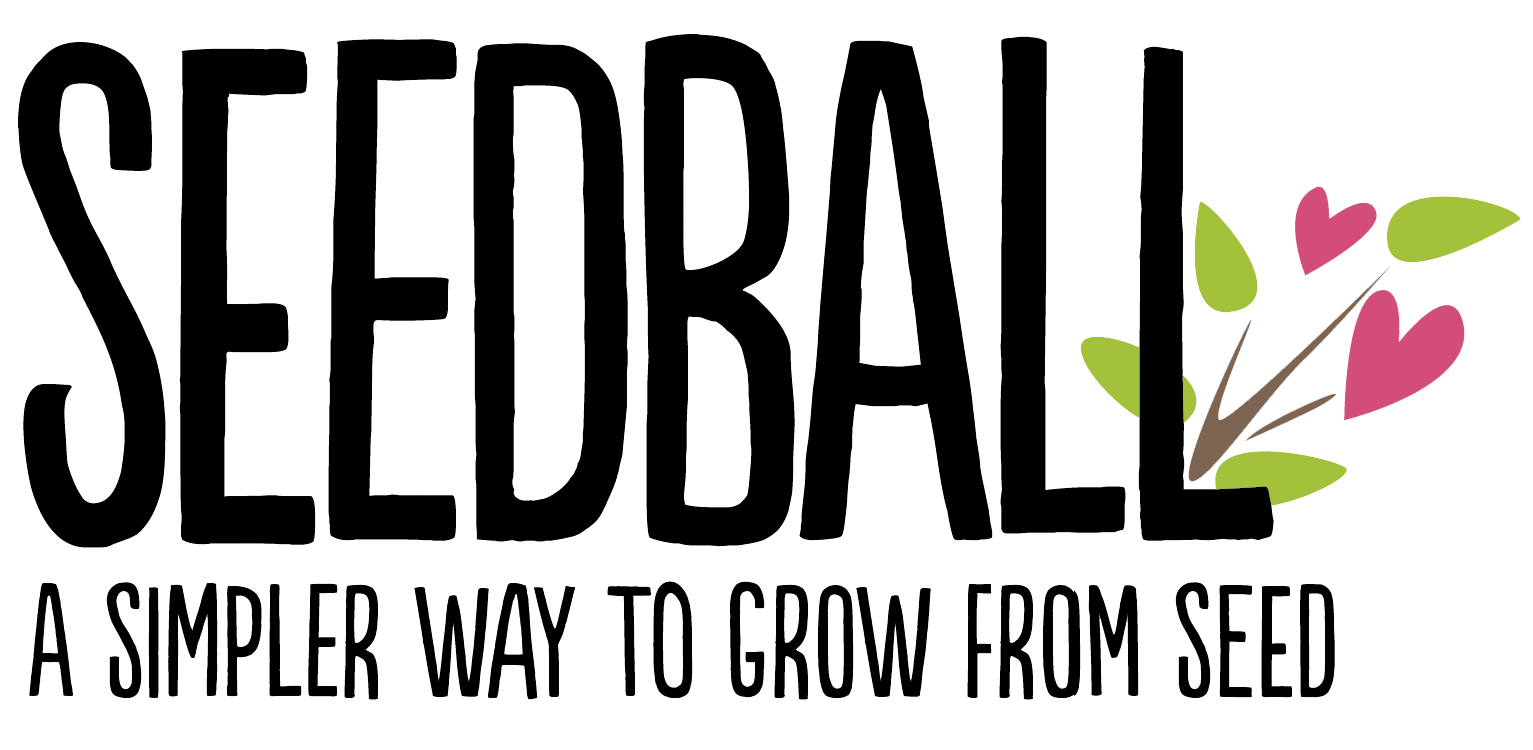 SEEDBALL - a simpler way to grow from seed