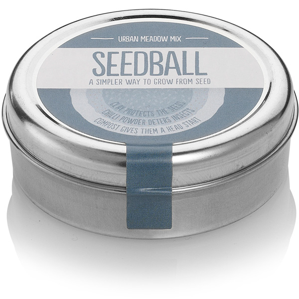 Seedball Tins