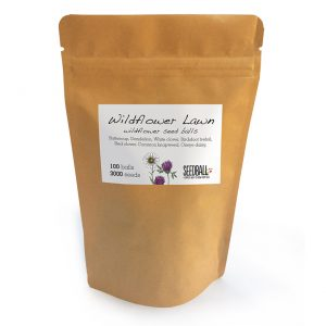 Seedball Wildflower Lawn Pouch