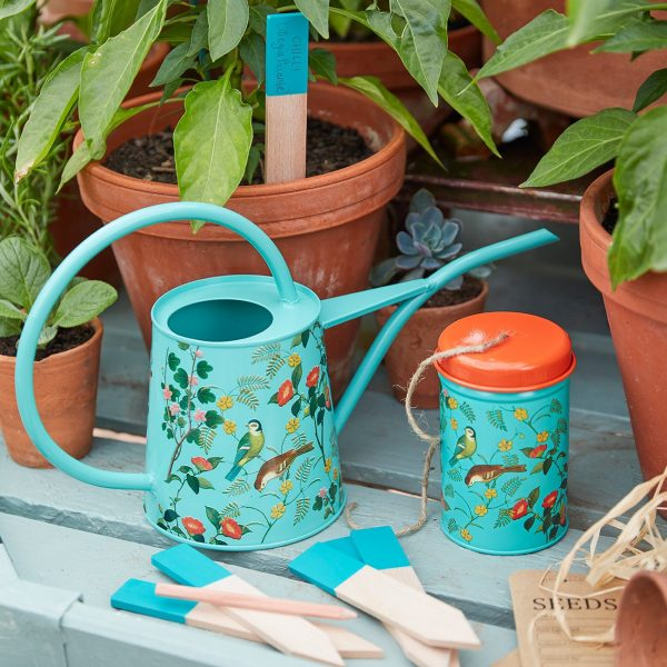 Flora and Fauna Indoor Watering Can