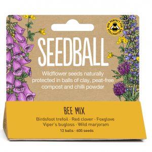 Seedball Bee Mix Tube