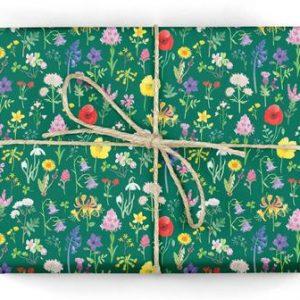 Seedball Gift Wrapping