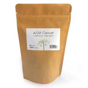 Seedball Wild Carrot Pouch