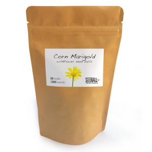 Seedball Corn Marigold Pouch