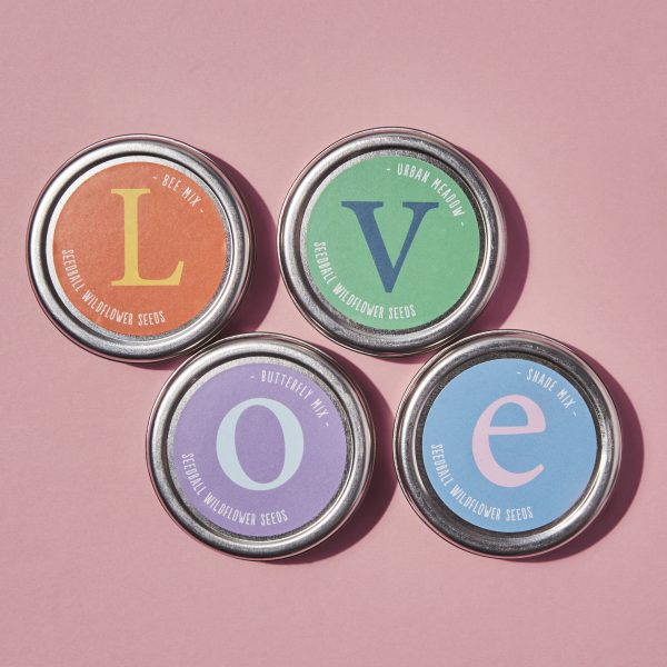 LOVE Tins