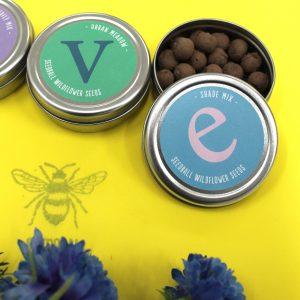 Seedball Love Tins
