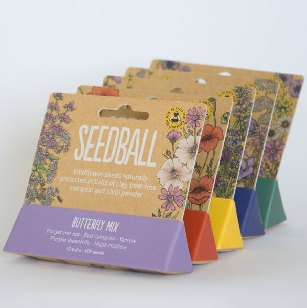 Seedball Tube Set
